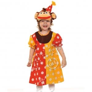 Детский карнавальный костюм Мартышка Чита Теремок