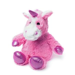 Игрушка-грелка Розовый единорог
