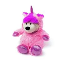 Купить Игрушка-грелка Унси розовый