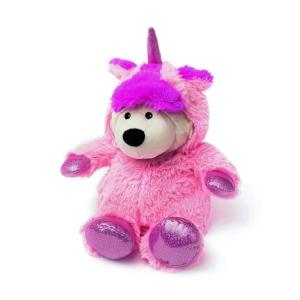 Игрушка-грелка Унси розовый