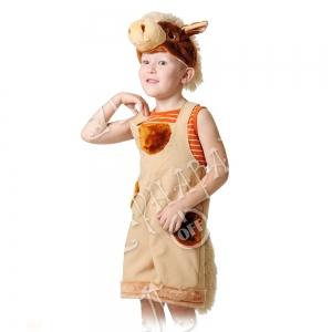 Детский карнавальный костюм Коник