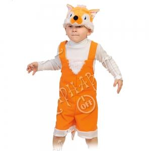 Детский карнавальный костюм Лисёнок