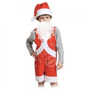Детский карнавальный костюм Мистер Санта