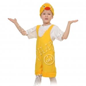 Детский карнавальный костюм Цыплёнок