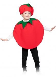 Детский карнавальный костюм Томат