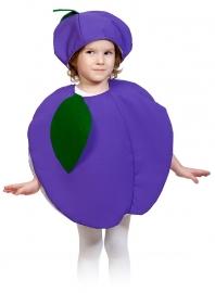 Детский карнавальный костюм Сливка
