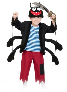 Детский карнавальный костюм Паучок