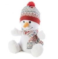 Купить Игрушка-грелка Снеговик Олаф Джуниор