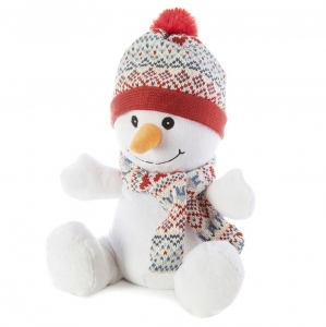 Игрушка-грелка Снеговик Олаф Джуниор