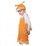 Детский карнавальный костюм Бельчонок