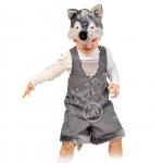 Детский карнавальный костюм Волчонок