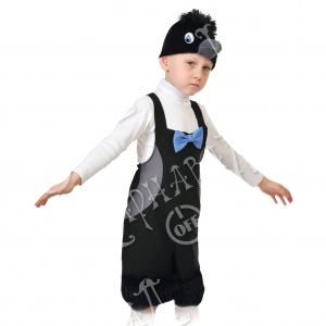 Детский карнавальный костюм Вороненок