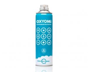 Кислородный баллончик «OXYOMi», 9Л