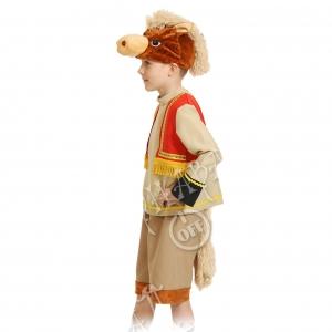Детский карнавальный костюм Конёк Горбунок