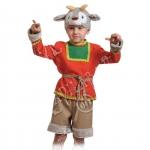 Детский карнавальный костюм Серенький Козлик
