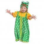 Детский карнавальный костюм Лягушка Квакушка