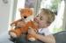 Игрушка грелка WARMIES CP-FOX-2 Cozy Plush Лиса