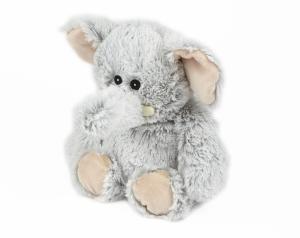 Игрушка грелка WARMIES CPM-ELE-1 Cozy Plush Слон.