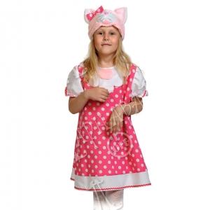 Детский карнавальный костюм Кошка Мурка