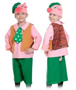 Детский карнавальный костюм Поросёнок NEW 2