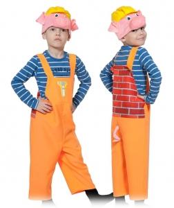 Детский карнавальный костюм Поросёнок NEW 3