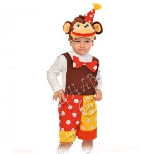 Детский карнавальный костюм Шимпанзёнок