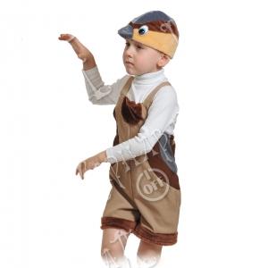 Детский карнавальный костюм Воробей