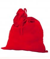 Купить Мешок деда Мороза красный